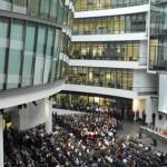 BMW Penthouse Betriebsversammlung
