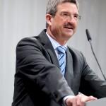 Gesamtbetriebsratsvorsitzender Manfred Schoch