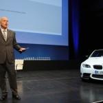 BMW  Herr Engel