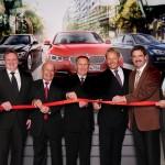 Einweihung BMW JAWA Filiale Werk
