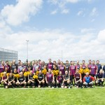 Adidas Herzogenaurach Fußball Charity2014