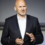 Werner Haumayr,  Leiter Bereichsentwicklung Design u. Modelltechnik BMW Group Design