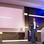 airbnb CEO Daniel Pourasghar 2015